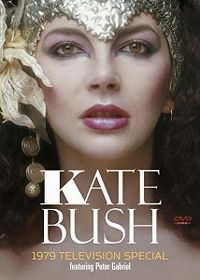 Cover Kate Bush featuring Peter Gabriel - 1979 Television Special [DVD]